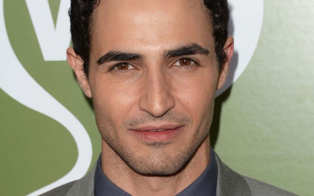 Fashion designer Zac Posen is 36. (Getty Images: Jason Merritt)