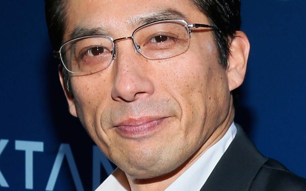 "Actor Hiroyuki Sanada — ""Lost,"" ""Revenge,"" ""Extant"" — is 56. (Getty Images: Mark Davis)"