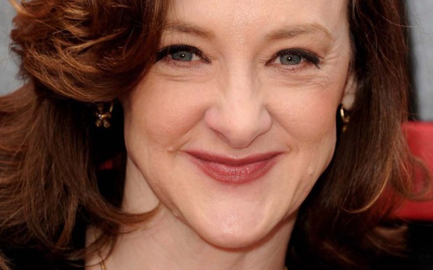 "Actress Joan Cusack of ""Shameless"" is 54. She was also awesome in ""School of Rock,"" ""Saturday Night Live,"" ""Toy Story"" and many more. (Getty Images: Kevin Winter)"