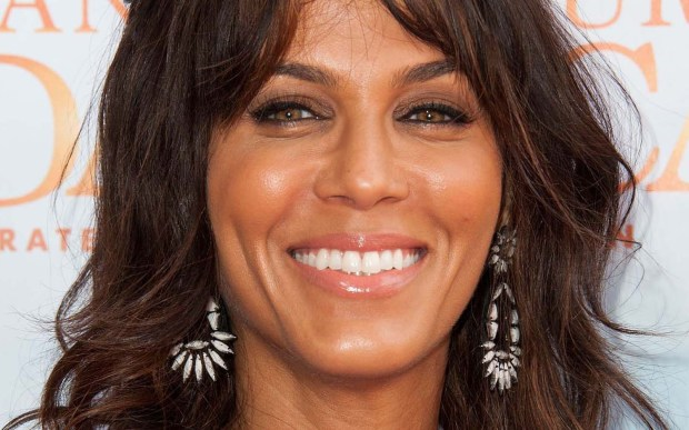 "Actress Nicole Ari Parker, of Steven Bochco's TNT series ""Murder in the First,"" is 46. (Getty Images: Valerie Macon)"