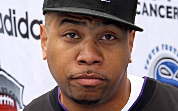 "Actor Omar Gooding, seen in ""Deadwood"" and in the shadow of his actor brother Cuba, is 40. (Associated Press: Paul A. Hebert)"