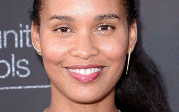 "Actress Joy Bryant of ""Parenthood"" is 42. (Associated Press: Dan Steinberg)"