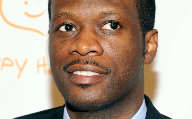 Singer Pras Michel of hip-hop legends the Fugees is 44. (Associated Press: Evan Agostini)