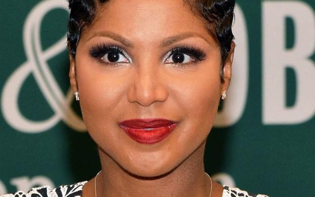 Husky-voiced Grammy-winning R&B singer Toni Braxton is 49. (Getty Images: Slaven Vlasic)