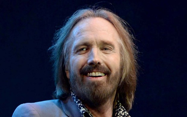 Musician Tom Petty, of the Heartbreakers, and also a Traveling Wilbury, is 66. (Courtesy of godfatherpolitics.com)