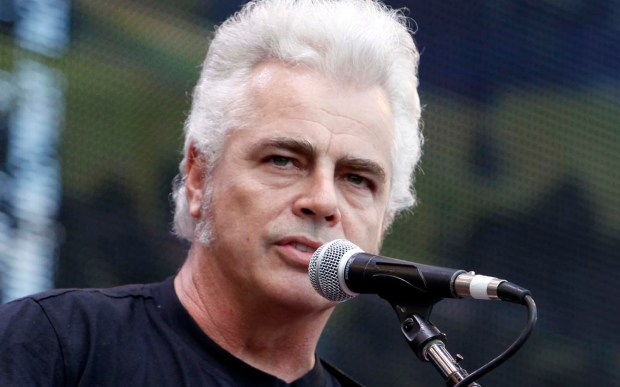 "Singer Dale Watson — who calls his Austin, Texas, style of country music ""Ameripolitan"" — is 54. (Associated Press: Jacqueline Larma)"