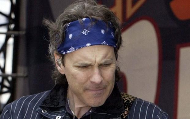 Singer-guitarist Kurt Neumann of the Milwaukee band the BoDeans is 55. (Associated Press: John Harrell)