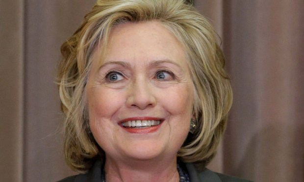 Former Secretary of State Hillary Rodham Clinton is 67. (Photo by Chip Somodevilla/Getty Images)