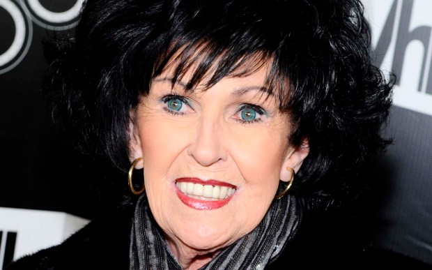 "Pioneering rockabilly singer Wanda Jackson is 79. Catch her late-1950s tune ""Fujiyama Mama"" here. (Associated Press: Charles Sykes)"