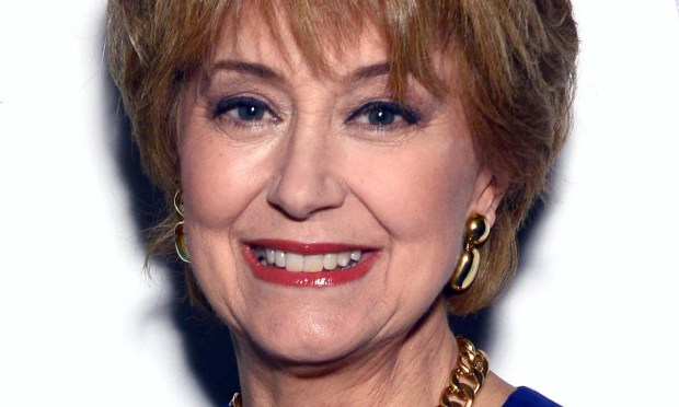 NBC anchorwoman Jane Pauley is 66. (Lisa Lake/Getty Images for Pennsylvania Conference for Women)
