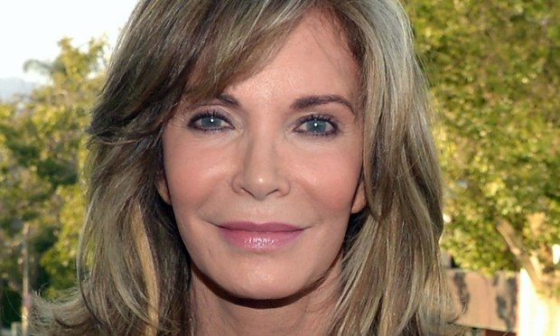 "Actress Jaclyn Smith of 1970s women-detective series ""Charlie's Angels"" is 70. (Jason Kempin/Getty Images)"