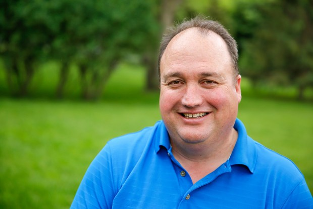 Democrat John Huot, candidate for House District 57B (courtesy photo)