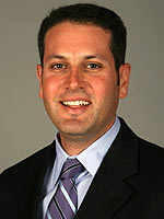 Undated courtesy photo of Thad Levine. Levine, the assistant general manager for the Texas Rangers the past 11 seasons, is expected to join the Twins as general manager, according to the Dallas Morning News on Oct. 25, 2016. Levine, 44, would rank second to chief baseball officer Derek Falvey in the Twins' reconfigured baseball operations department. Falvey is 33. Photo courtesy of the Texas Rangers.