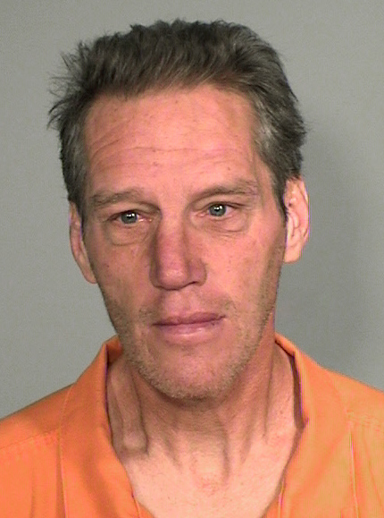 Glenn Melvin Peterson, 53, of St. Paul was charged with making terroristic threats in Ramsey County District Courts Mon., Oct. 24 for confronting a couple in Rice Park, demanding they give him food and threatening them with a knife Sunday afternoon. (courtesy Ramsey County Sheriff Department)