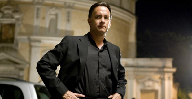 "Tom Hanks searches for hidden meanings -- and better haircuts? -- in ""Inferno."" (Columbia Pictures)"