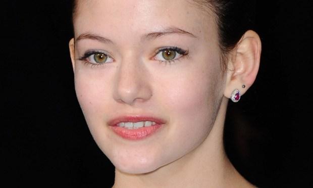 "Actress Mackenzie Foy of ""Twilight"" is 16. (Stuart C. Wilson/Getty Images)"