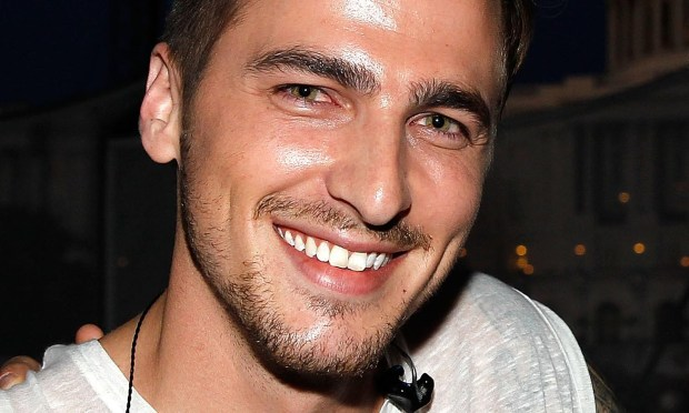 "Actor-singer Kendall Schmidt of ""Big Time Rush"" is 24. (Photo by Paul Morigi/Getty Images for Capital Concerts)"