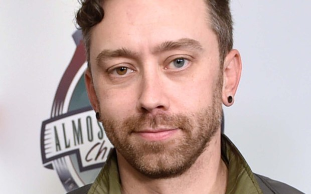 Singer Tim McIlrath, frontman of Chicago stright-edge punk rockers Rise Against, is 38. (Photo by John Shearer/Invision/AP)