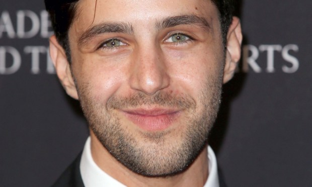 """Actor Josh Peck of """"Drake and Josh"""" is 30. (Frederick M. Brown/Getty Images)"""