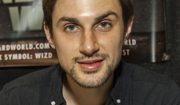 "Actor Andrew J. West of ""Dead of Summer"" is 29. (Barry Brecheisen/Invision/AP)"