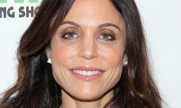 TV personality Bethenny Frankel is 43. (Photo by Jemal Countess/Getty Images)