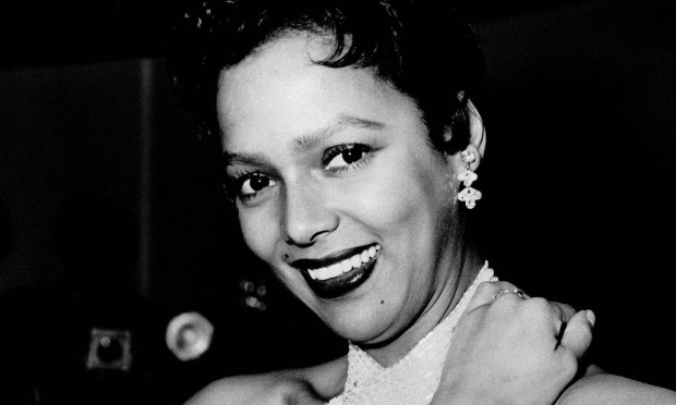 "The late actress Dorothy Dandridge was born on this day in 1922. The first African-American actress nominated for an Academy Award, for ""Carmen Jones,"" died in 1965. (AP Photo, File)"
