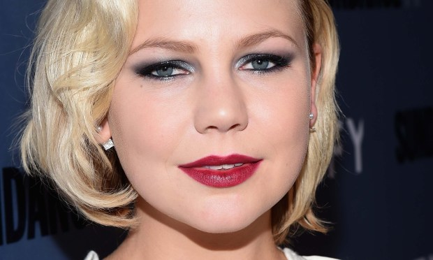 "Actress Adelaide Clemens of ""Rectify"" is 25. (Photo by Michael Buckner/Getty Images)"