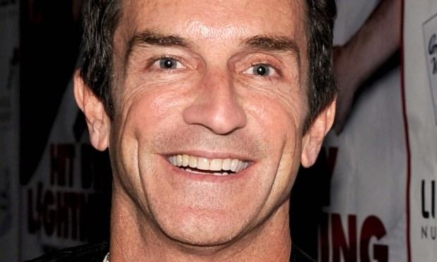 """Survivor"" host Jeff Probst is 52. (Frederick M. Brown/Getty Images)"