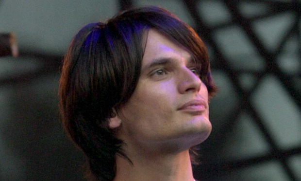 Radiohead lead Guitarist-keyboardist Jonny Greenwood of Radiohead is 45. (Getty Images: Lucy Nicholson)