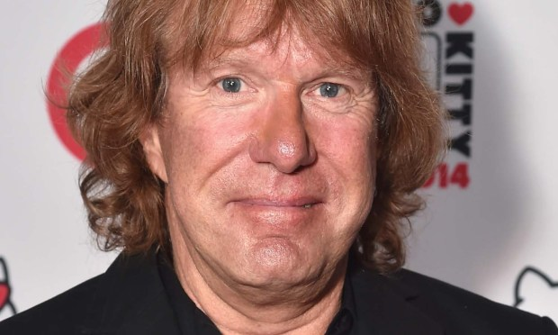 Keyboardist Keith Emerson of Emerson, Lake and Palmer is 70. (Photo by Alberto E. Rodriguez/Getty Images for Sanrio)