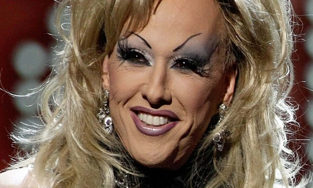 Hibbing native and adult filmmaker Chi Chi LaRue is 57. LaRue, aka Larry Paciotti, usually is seen in drag persona, and also directed under the names Lawrence David and Taylor Hudson. (Getty Images: Ethan Miller)
