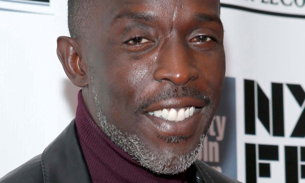 """Actor Michael K. Williams — Chalky White of HBO's """"Boardwalk Empire"""" — is 50. (Getty Images: Jemal Countess)"""