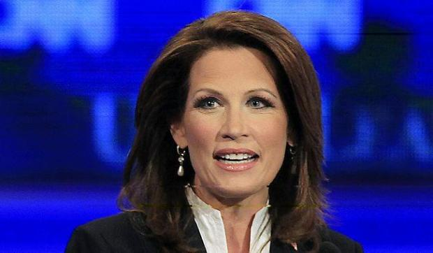 Former Minnesota Congresswoman and U.S. Presidential Candidate Michele Bachmann. (AP Photo/Jim Cole)