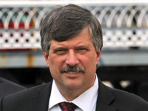 Former Stillwater Mayor Ken Harycki, in a March 23, 2012 photo (Pioneer Press: Jean Pieri)