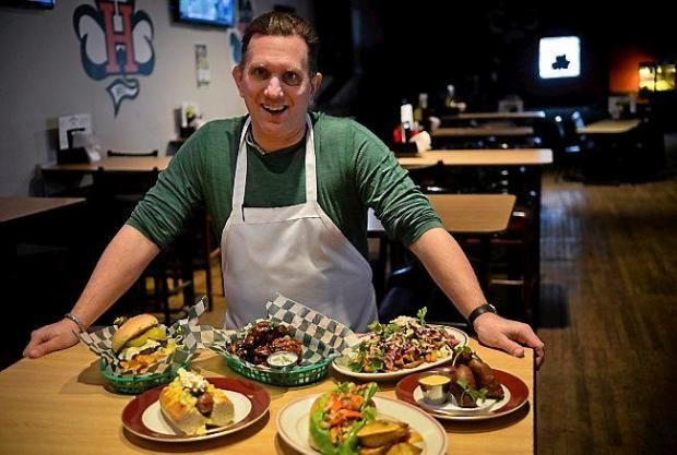 Paddy Shack chef Jack Riebel (Pioneer Press file photo)