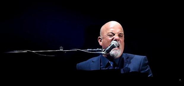 Billy Joel entertained thousands at the Target Center on Saturday, May 16, 2015, in Minneapolis. (Pioneer Press: Sherri LaRose-Chiglo)