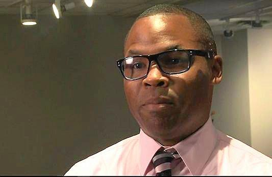 A teacher and outspoken critic of St. Paul Public Schools says he s no longer running for school board. Aaron Benner, 46, quit his teaching job in the St. Paul district this summer to take a job with Community of Peace Academy. (courtesy Kare 11)