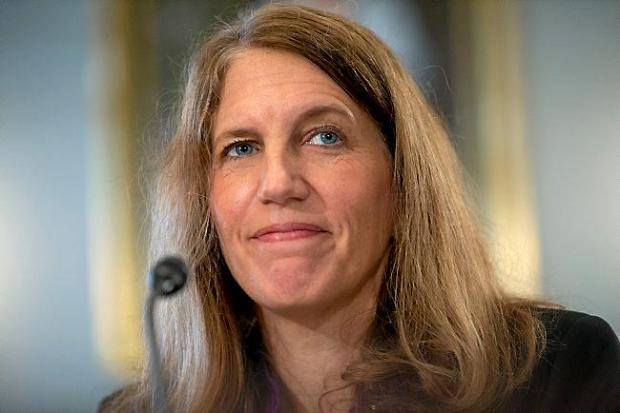 Health and Human Services Secretary Sylvia Mathews Burwell. (AP Photo/Carolyn Kaster)
