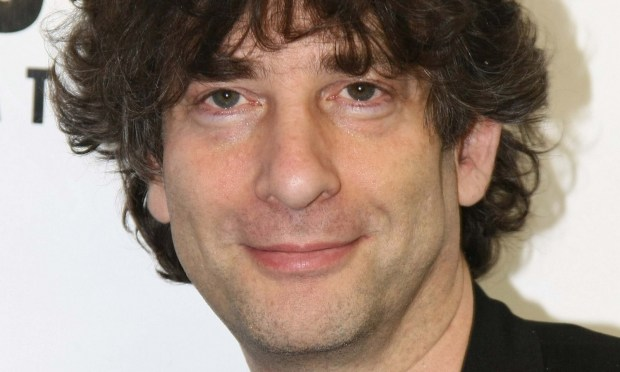 """American Gods"" author Neil Gaiman is 56. We can almost consider him a local, for his home in an undisclosed Wisconsin location. (Getty Images: Neilson Barnard)"