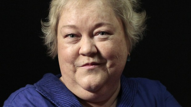 "Actress Kathy Kinney of ""The Drew Carey Show"" and ""The Secret Life of the American Teenager"" is 62. (AP Photo/Richard Vogel)"