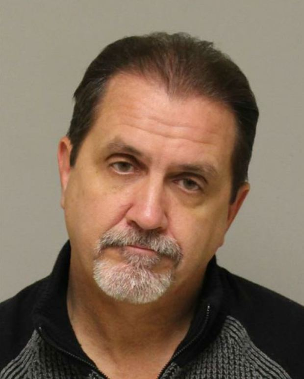 James Hoffoss, 52, of Lino Lakes, was arrested in Lino Lakes early Saturday, Oct. 29, 2016, on suspicion of drunken driving. (Courtesy of Anoka County sheriff's office)