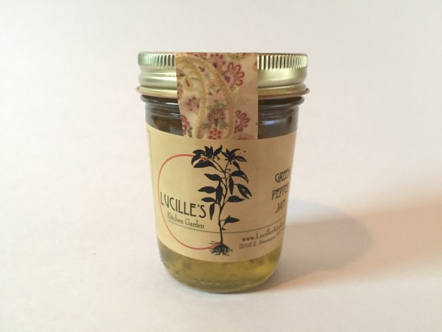 Lucille's Kitchen Garden jam (Pioneer Press: Nancy Ngo)