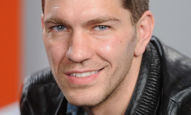 Singer-songwriter Andy Grammer is 33. (Getty Images: Jamie McCarthy)