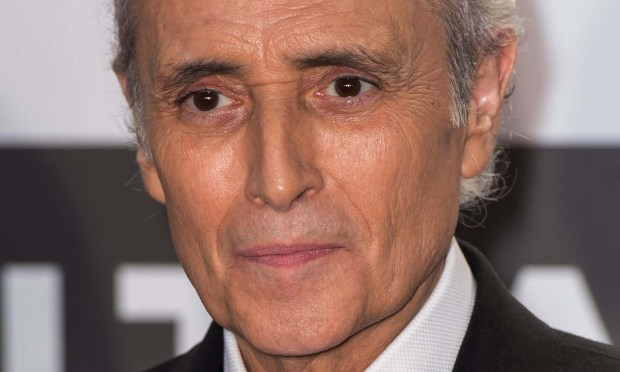 Opera singer Jose Carreras is 70. (Getty Images: Ian Gavan)