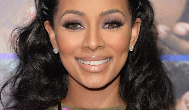 Singer Keri Hilson is 34. (Getty Images: Alberto E. Rodriguez)