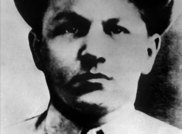 Lester J. Gillis -- better known as Baby Face Nelson -- was born on this day in 1908. The Gangster Era John Dillinger associate was a bank robber and murderer and took occasional refuge in St. Paul. Hiring thugs in the Saintly City, he made his first big bank robbery in Brainerd. The onetime Public Enemy No. 1 died along with two FBI agents in a 1934 shootout. (Courtesy of Getty Images)