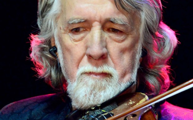 Musician John McEuen of the Nitty Gritty Dirt Band is 71. (Getty Images: Frazer Harrison)