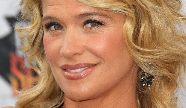 """Actress Kristy Swanson -- the original Buffy, from the 1992 movie """"Buffy the Vampire Slayer"""" -- is 47. (Getty Images: Frederick M. Brown)"""