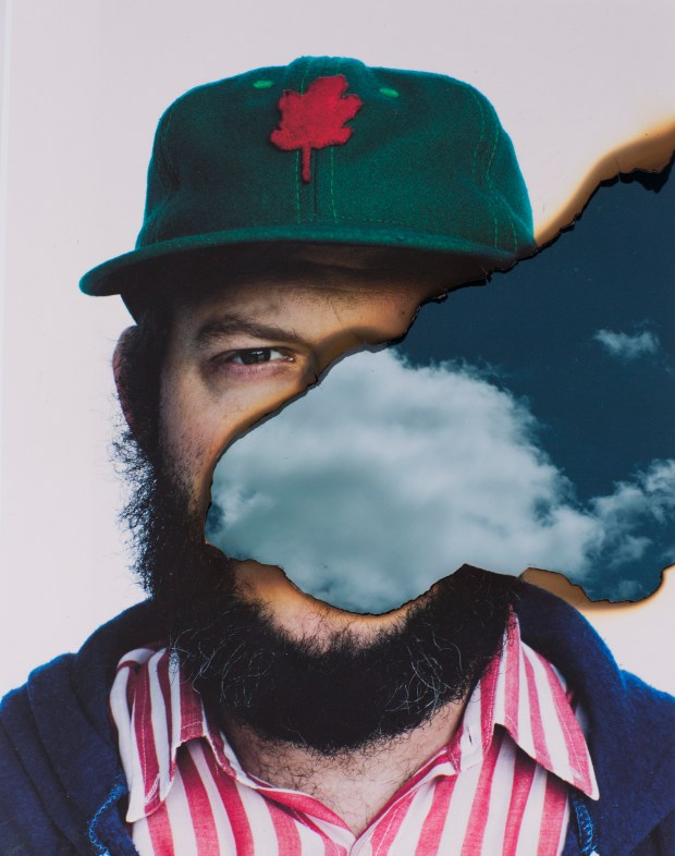Justin Vernon of the Grammy-winning band Bon Iver.