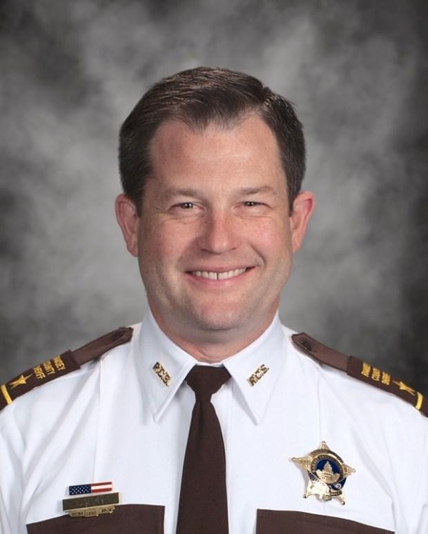 Ramsey County Chief Deputy Sheriff Jack Serier (Courtesy Ramsey County sheriff's office)